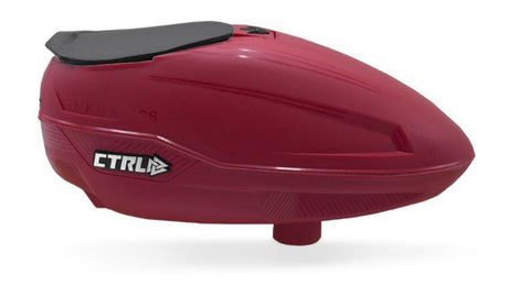 Bunkerkings CTRL Paintball Loader - Red