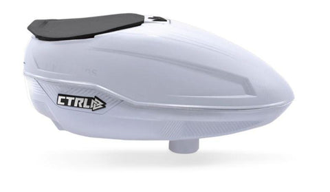 Bunkerkings CTRL Paintball Loader - White (NO BOX)