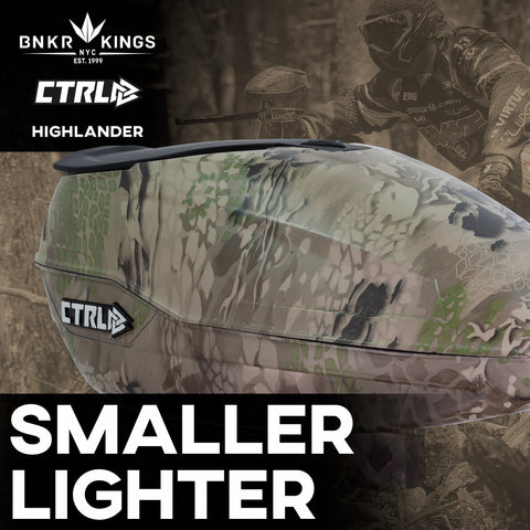 Bunkerkings CTRL Paintball Loader - Highlander Camo