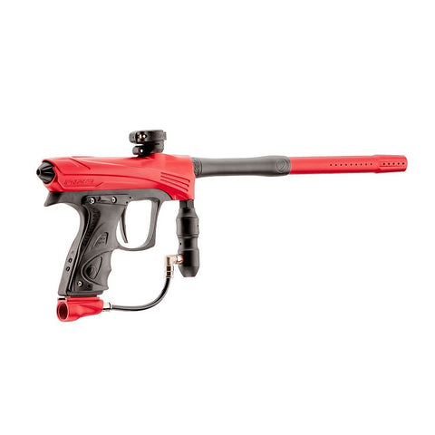 Dye CZR Electronic Paintball Gun - Red / Black