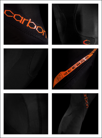 Carbon SC Protective Bottom - Large