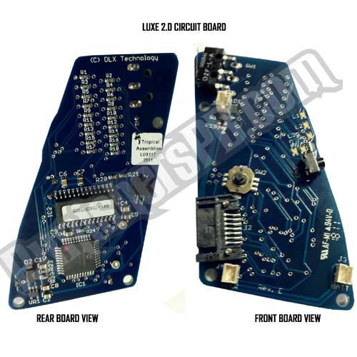 DLX Luxe 2.0 Circuit Board - Punishers Paintball