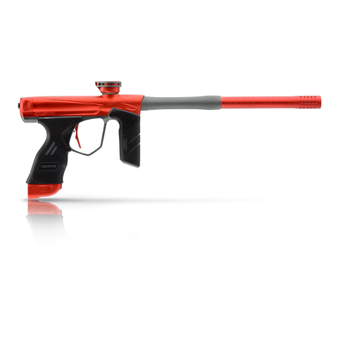 Dye DSR Paintball Gun - Blaze Red - Punishers Paintball