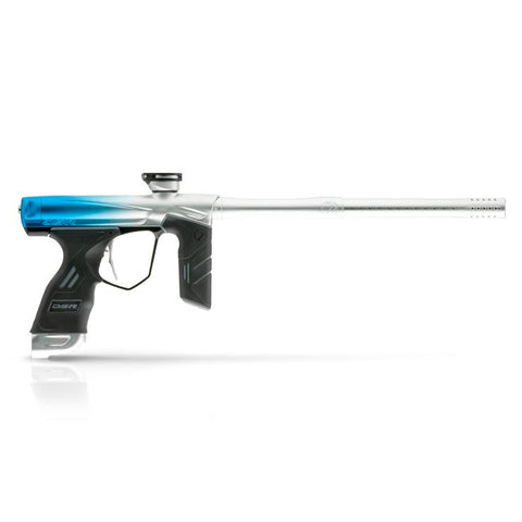 Dye DSR Paintball Marker - Freeze (Cyan/Clear)