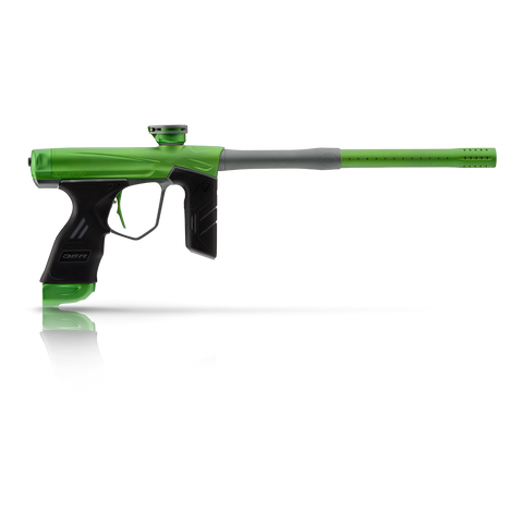 Dye DSR Paintball Gun - Green Machine - Punishers Paintball
