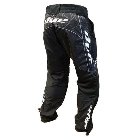 Dye Team Paintball Pants - Black - Punishers Paintball