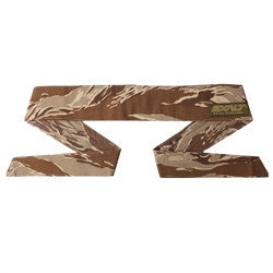 Exalt Paintball Headband - Desert Tiger Horizontal