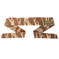 Exalt Paintball Headband - Desert Tiger Vertical