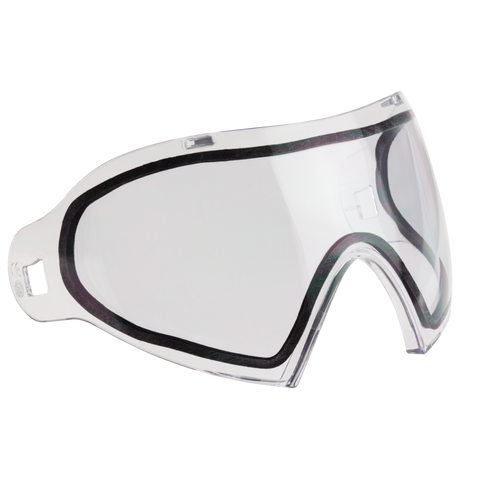 Dye I4/I5 Thermal Paintball Lens - Clear