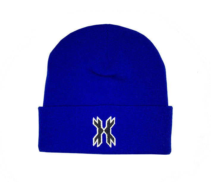 HK Army Dynasty Beanie Blue - Punishers Paintball
