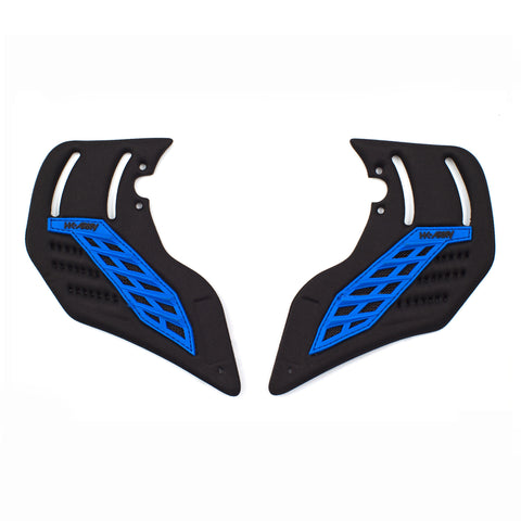 Foam Ear Blue - Punishers Paintball