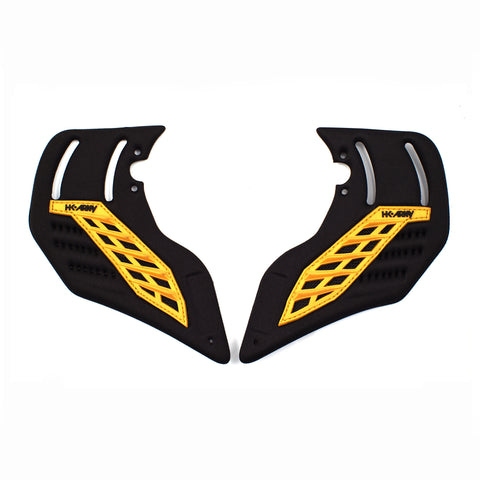 Foam Ear Gold - Punishers Paintball