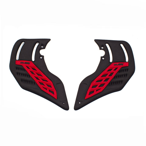Foam Ear Red - Punishers Paintball