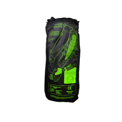 Planet Eclipse HD Core Elbow Pads - Black - Lime