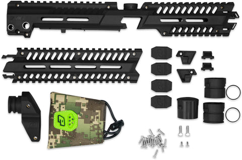 Planet Eclipse Etha 2 EMC Rail Mounting Kit - Black