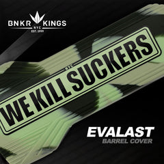 Evalast Barrel Cover - WKS Camo