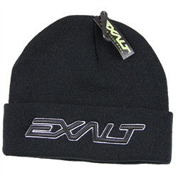 Exalt BOLD Paintball Beanie - Black