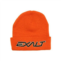 Exalt BOLD Paintball Beanie - Orange