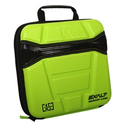 Exalt LE Lime Carbon Series Marker Case