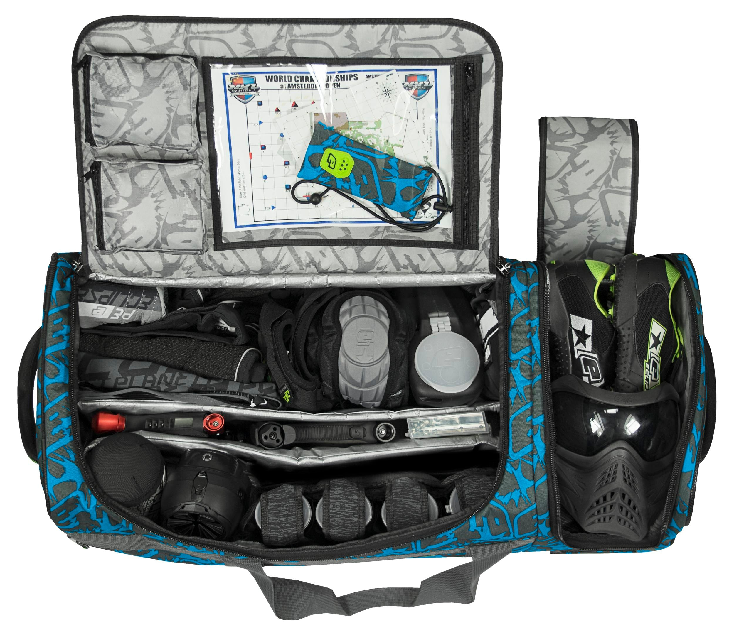 Planet Eclipse GX2 Classic Kitbag / Gearbag - HDE Earth