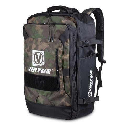 Virtue Gambler Backpack & Paintball Gearbag - Reality Brush Camo