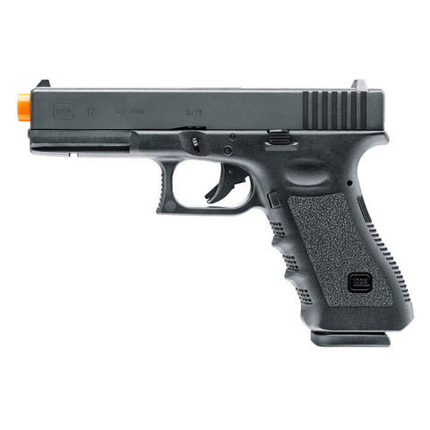 Glock 17 Gen 3 GBB 6mm Airsoft Pistol - Black