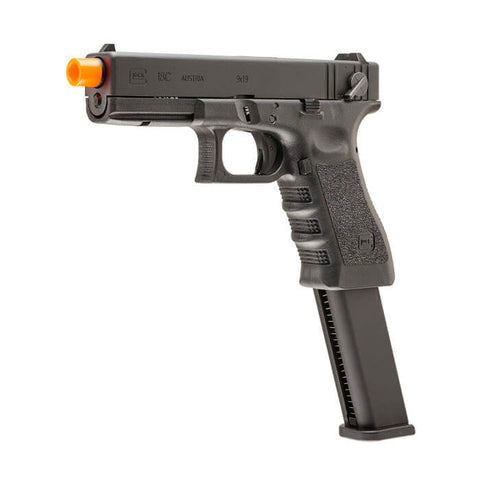 Elite Force Licensed Glock 18C Gen 3 GBB 6mm Airsoft Pistol - Black