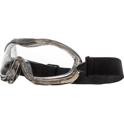 Valken V-TAC ALPHA Airsoft Goggle/Mask - Clear