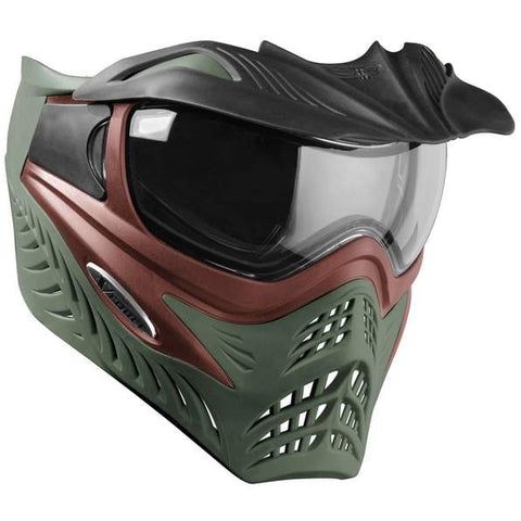 V-Force Grill Paintball Mask - Terrain (Olive/Tan)