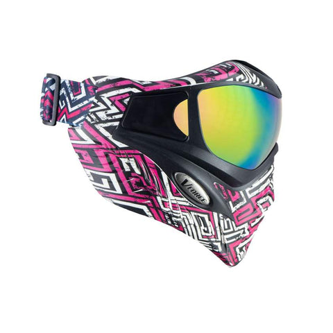 V-Force Grill Paintball Mask - Street Magenta SE