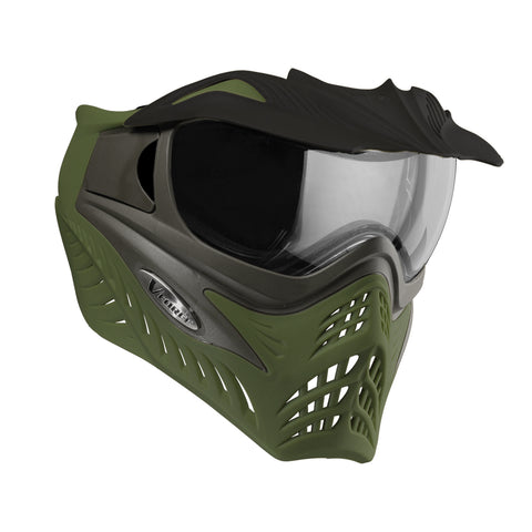 V-Force Grill Paintball Mask w/ Quicksilver Lens - Cobra