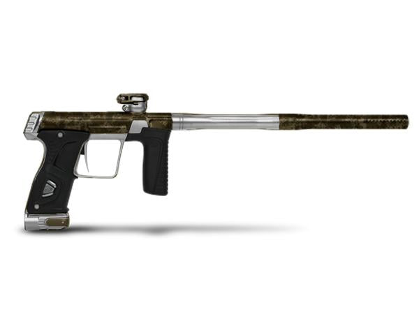 Planet Eclipse GTek 170R Paintball Gun - HDE/Silver
