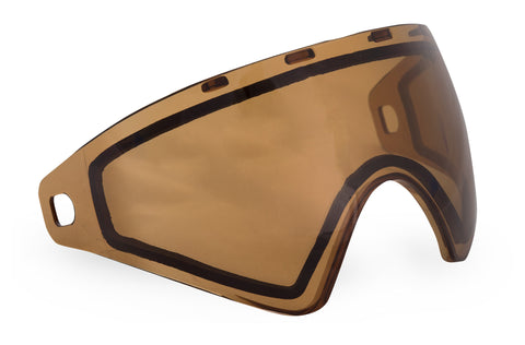 Virtue Vio Paintball Lens - High Contrast Copper
