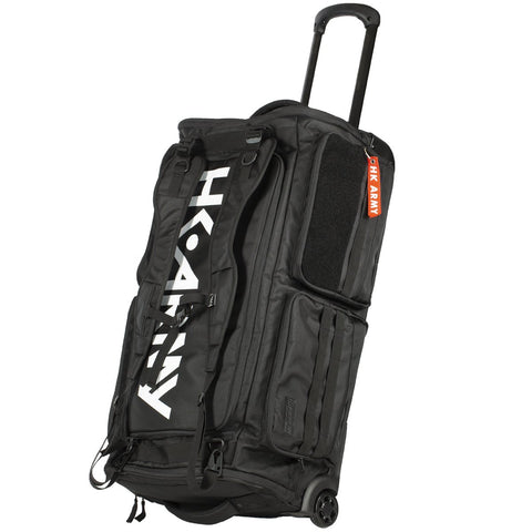 HK Army Expand 75L - Roller Gear Bag - Black
