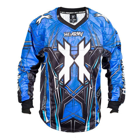 HSTL Line Jersey - Blue - Punishers Paintball