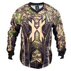 HSTL Line Jersey - Camo - Punishers Paintball