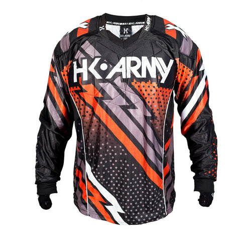 Fire Hardline Jersey - Punishers Paintball