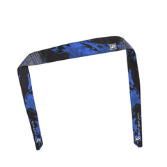 Push Paintball Headband - Blue Camo