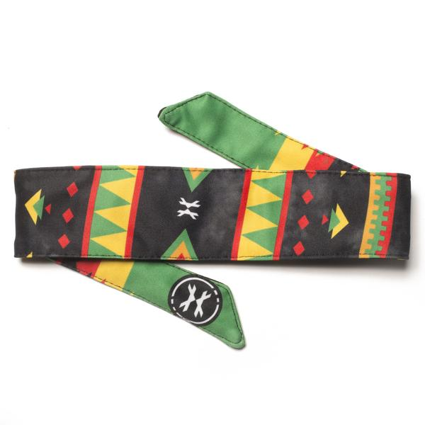HK Army Tribe Rasta Headband
