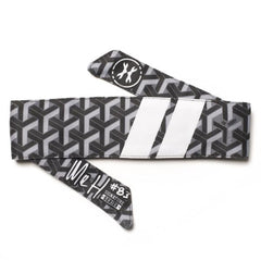 Mr. H Stahk Charcoal Headband
