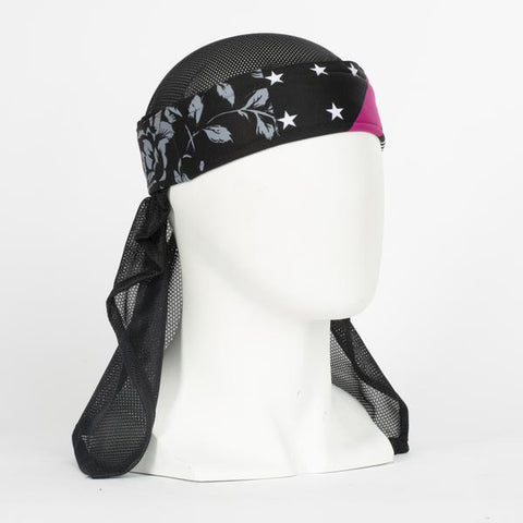 HK Army Reign Pink Headwrap