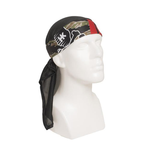Mr. H Slayer Woodland Headwrap
