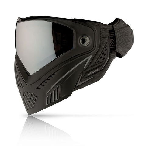 Dye i5 2.0 Paintball Mask- Onyx (Black/Gray)