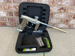 Used Planet Eclipse Geo 3.5 Paintball Gun - Champagne / Gunmetal
