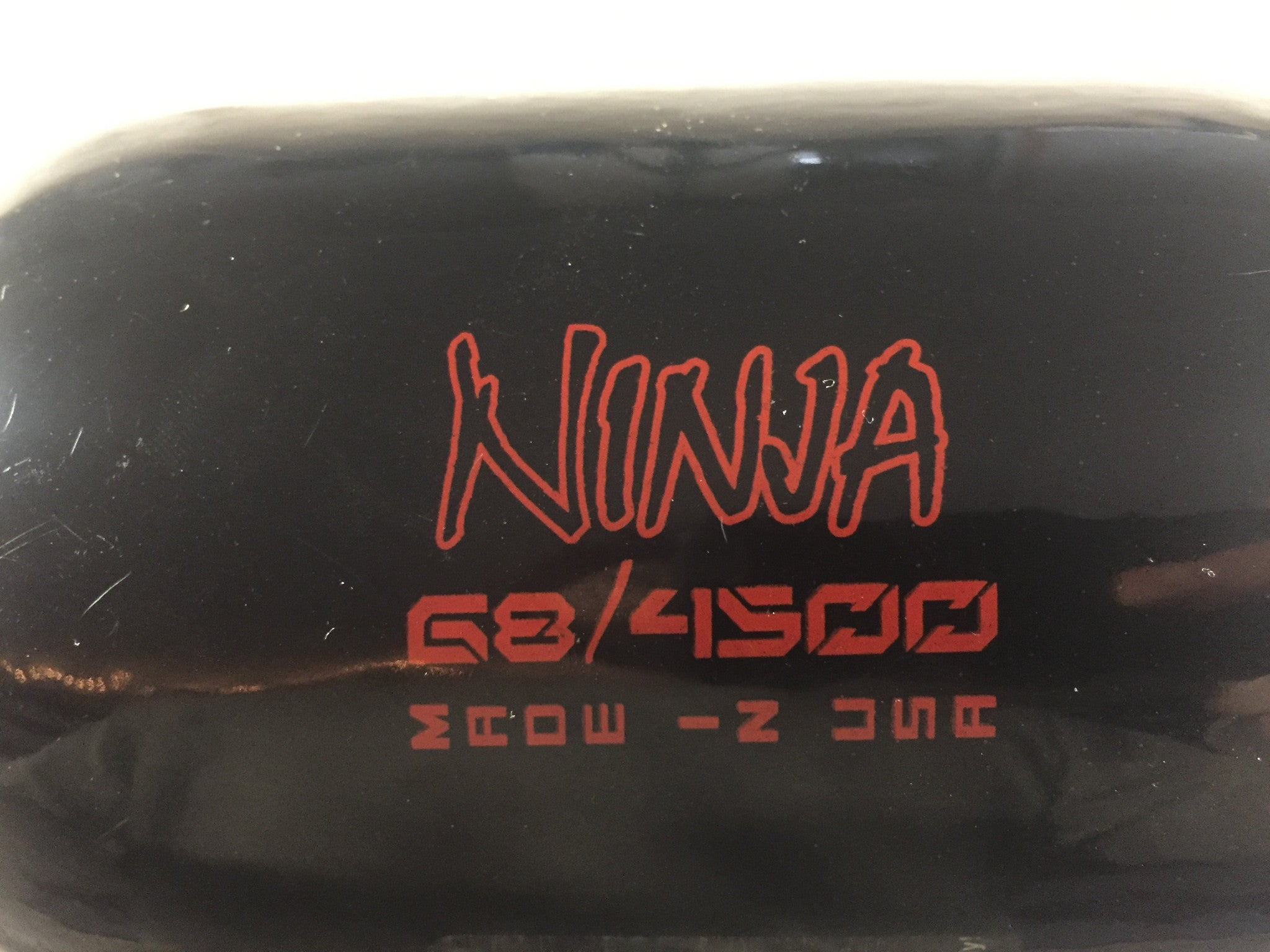 USED Ninja SL68 - Black/Red - Pro V2 Reg