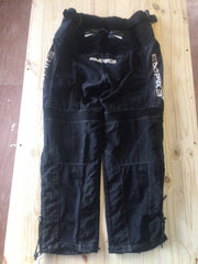 USED Empire React Pants - Black - XL