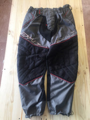 USED Exalt Thrasher V3 Pants - Grey - Red - XL
