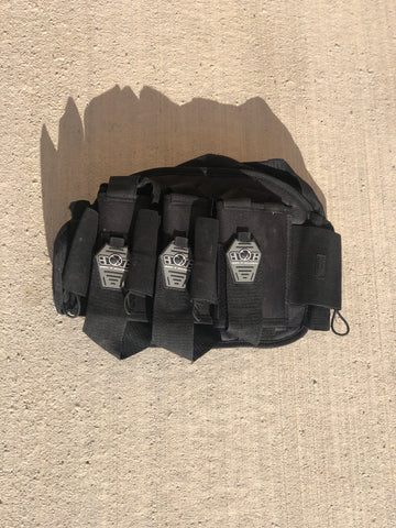 Used GenX Global 3+4 Pod Pack - Black