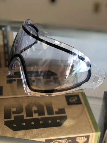 Used Dye I4/I5 Paintball Lens - Clear