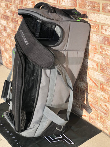 Used Planet Eclipse GX Classic Gear Bag - Charcoal
